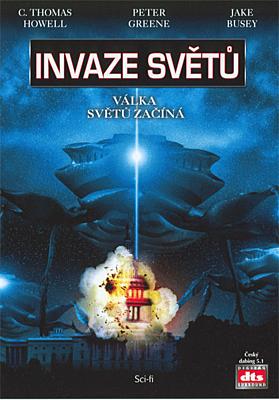 DVD - Invaze světů