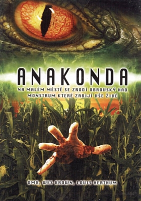 DVD - Anakonda