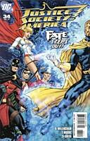 EN - Justice Society of America (2006 3rd Series) #34