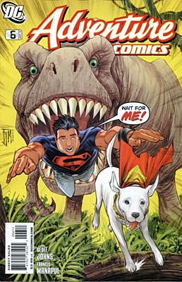 EN - Adventure Comics (2009 2nd Series) #006