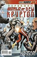 EN - Superman: World of New Krypton (2009) #11A