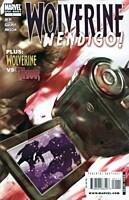 EN - Wolverine: Wendigo (2010) #1