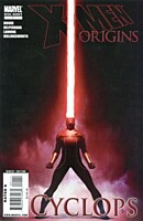 EN - X-Men Origins: Cyclops (2010) #1
