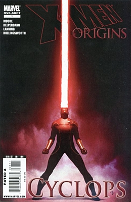EN - X-Men Origins: Cyclops (2010) #1