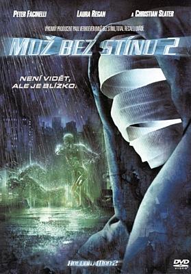 DVD - Muž bez stínu 2