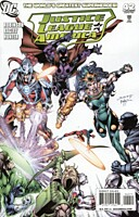 EN - Justice League of America (2006 2nd Series) #42A