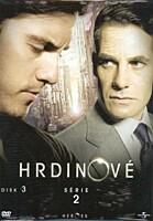 DVD - Hrdinové - sezóna 2, disk 3
