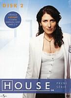 DVD - Dr. House - sezóna 1, disk 2