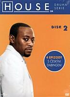 DVD - Dr. House - sezóna 2, disk 2