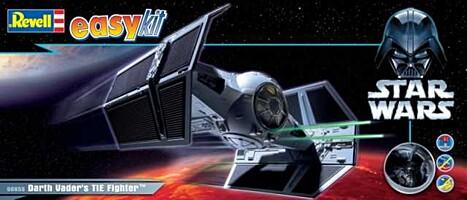 Star Wars EasyKit: Darth Vader's TIE Fighter (06655)