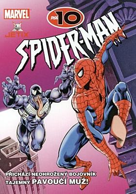 DVD - Spider-Man (TAS) - Disk 10