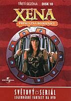 DVD - Xena: Princezna bojovnice - Disk 31 (sezóna 3, epizody 19-20)