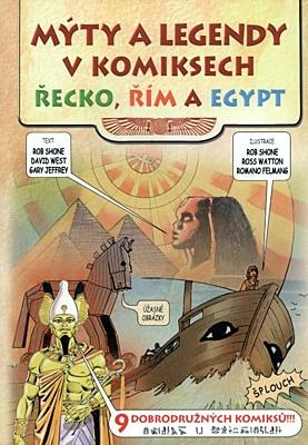Mýty a legendy v komiksech: Řecko, Řím a Egypt