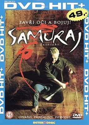 DVD - Samuraj
