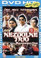 DVD - Nezdolné trio
