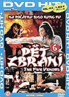 DVD - Pět zbraní