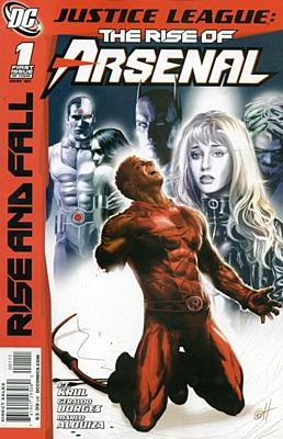 EN - Justice League: Rise of Arsenal (2010) #1A
