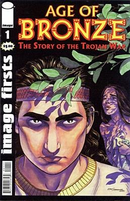 EN - Age of Bronze (1998) #01 IF Reprint