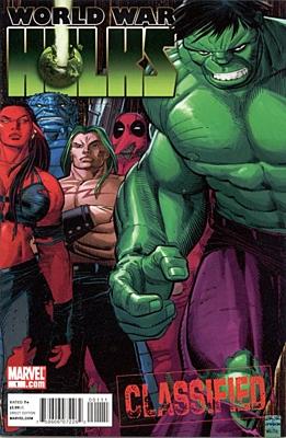 EN - World War Hulks (2010) #1