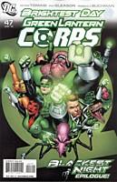 EN - Green Lantern Corps (2006) #47A