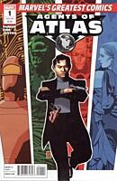 EN - Agents of Atlas (2006) #1 MGC Reprint