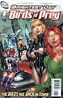 EN - Birds of Prey (2010 2nd Series) #01A