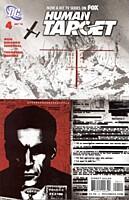 EN - Human Target (2010 3rd Series) #4