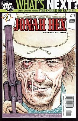 EN - Jonah Hex (2005 2nd Series) #01 Special Edition