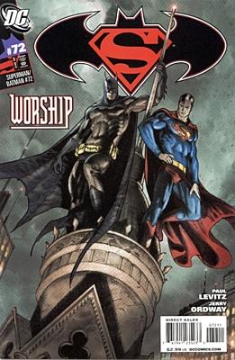 EN - Superman / Batman (2003) #72