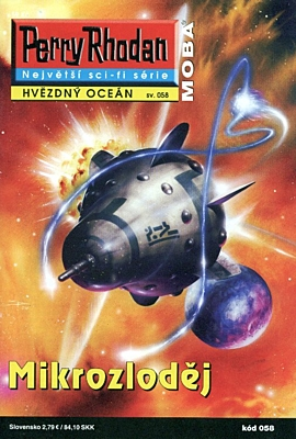 Perry Rhodan - Hvězdný oceán 058: Mikrozloděj