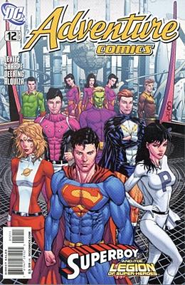 EN - Adventure Comics (2009 2nd Series) #012