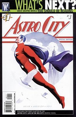 EN - Astro City (1995) #1 Special Edition