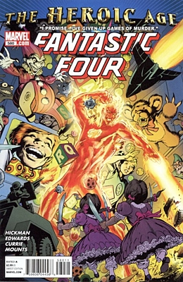 EN - Fantastic Four (1998 3rd Series) #580