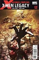 EN - X-Men: Legacy (2008) #237A