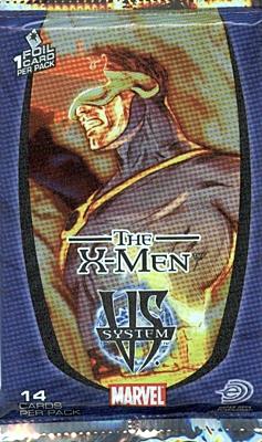 VS System - X-Men Booster