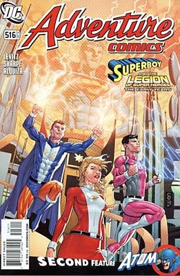 EN - Adventure Comics (2009 2nd Series) #516