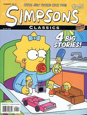 EN - Simpsons Classics (2004) #25