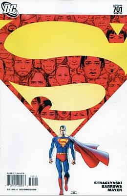 EN - Superman (1987) #701A