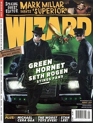 EN - Wizard: The Comics Magazine (1991) #228B