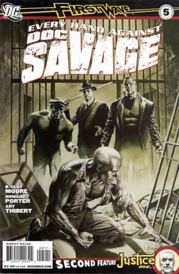 EN - Doc Savage (2010 3rd Series) #05A