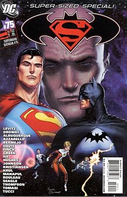 EN - Superman / Batman (2003) #75