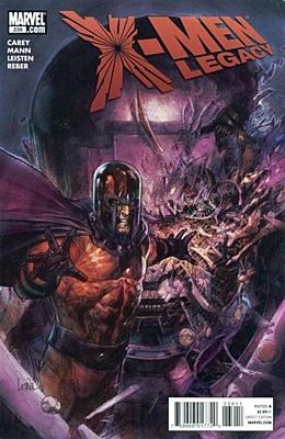 EN - X-Men: Legacy (2008) #239A