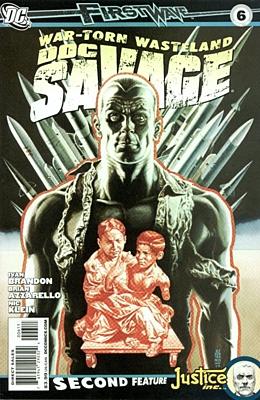 EN - Doc Savage (2010 3rd Series) #06A