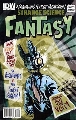 EN - Strange Science Fantasy (2010) #3A