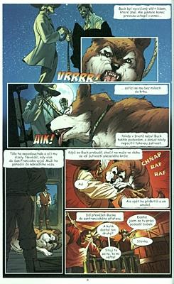 Volání divočiny (komiks)
