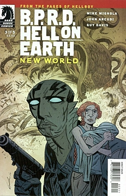 EN - B. P. R. D.: Hell on Earth - New World (2010) #3