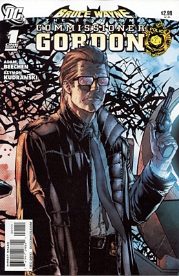 EN - Bruce Wayne: Road Home - Commissioner Gordon (2010) #1