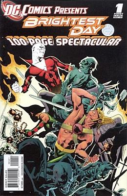 EN - DC Comics Presents Brightest Day (2010) #1