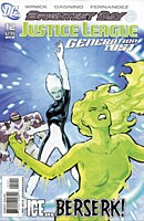 EN - Justice League: Generation Lost (2010) #12A