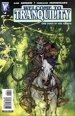 EN - Welcome to Tranquility: One Foot in the Grave (2010) #4